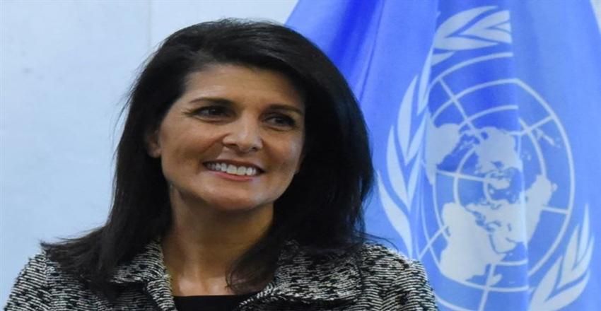 آمریکا - نماینده - سازمان ملل - آماده - اقدامات - بیشتر در سوریه