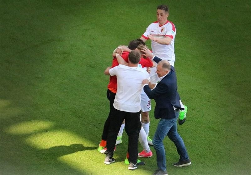 فوتبال - آلمان - بوندس لیگا - هفته - سی و یکم - آگزبورگ - هامبورگ