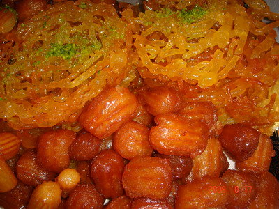 زولبیا و بامیه-سازمان غذا و دارو-سلامت-ماه رمضان