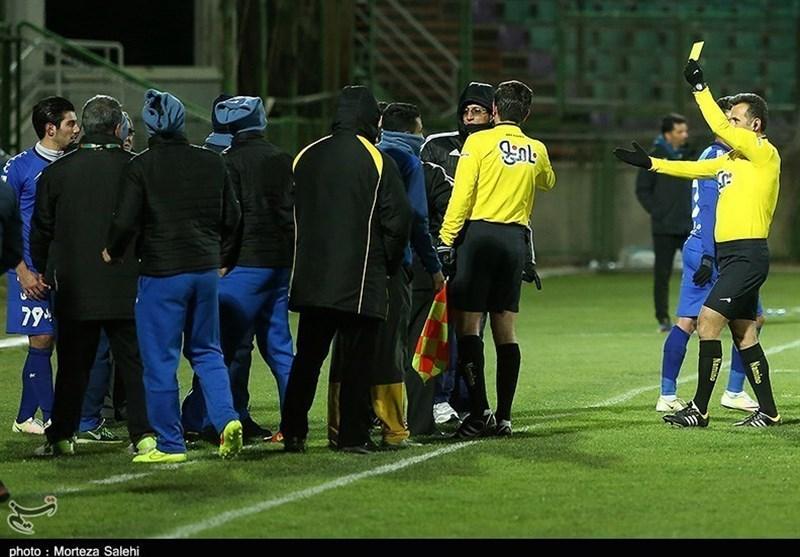 فوتبال - ایران - داور - خورشیدی - مصاحبه