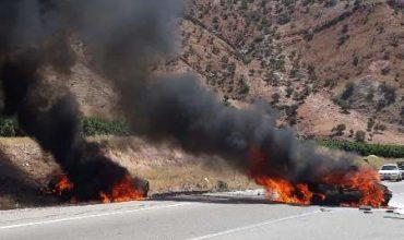 تصادف-نیروی انتظامی-حوادث رانندگی
