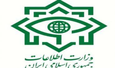 وزارت اطلاعات-داعش-دستگیر
