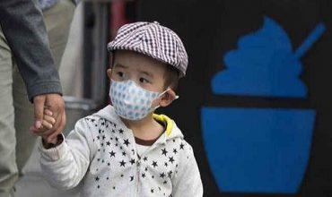 آلودگی هوا-جرم-کودکان