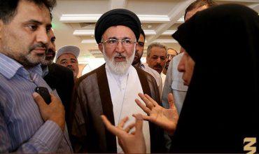 حج96-نماینده ولی فقیه-محل اقامت زائران ایرانی