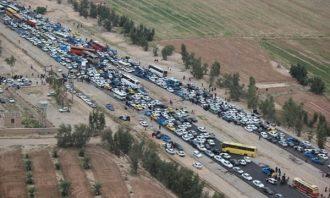 انتظامی-اربعین96-مرز مهران