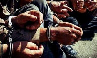 قضایی-ناآرامی-دستگیر